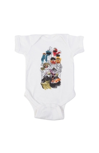 Paint Like Count, Sesame Street Babies and Toddler Boys + Threadless Collection