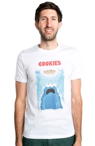 We're Gonna Need a Bigger Cookie, Sesame Street Tees + Threadless Collection
