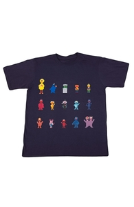 Pixel Street, Sesame Street + Threadless Collection