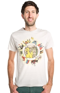 An Everlasting Classic, Sesame Street Tees + Threadless Collection
