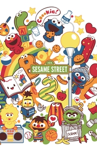 Growing Up with Colors at Sesame Street Hero Shot