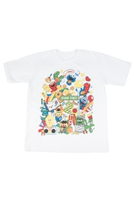 Growing Up with Colors at Sesame Street, Sesame Street + Threadless Collection