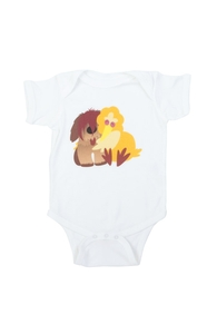 Bird's Best Friend, Sesame Street Babies and Toddler Girls + Threadless Collection