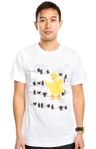 Birds on a Wire, Sesame Street Tees + Threadless Collection
