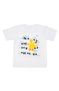 Birds on a Wire, Sesame Street + Threadless Collection