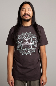 Northern Star: Threadless Guys Pima Tee, Guys Select - 40% Off Winter Collection + Threadless Collection