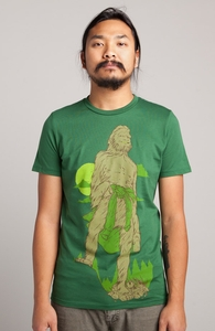 Enjoy The Wild: Threadless Guys Pima Tee, Guys Select - 40% Off Winter Collection + Threadless Collection