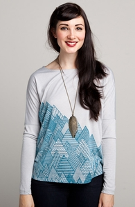 Winter Dreams: Threadless Long Sleeve Dolman, Girly Select - 40% Off Winter Collection + Threadless Collection