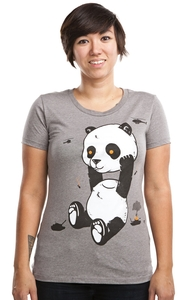 Pandamonium + Control Bear, Sale! + Threadless Collection