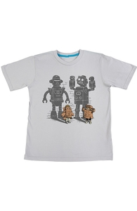 Carton Robots, Lil' Guys + Threadless Collection