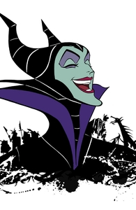 Maleficent and All Her Beauty Hero Shot