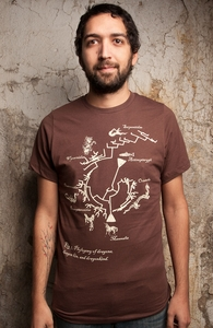 Dragon Phylogeny, Sale! + Threadless Collection