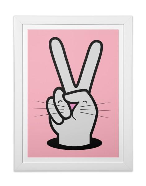 Peace! Hero Shot