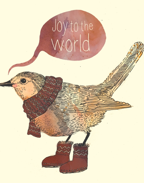 Joy To The World Hero Shot