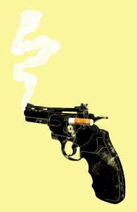 Smoking Gun Hero Shot