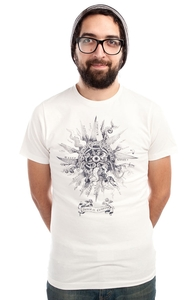 The Immoral Compass, New Designs and Recent Reprints + Threadless Collection