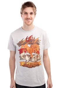 A King in Every Corner, New Designs and Recent Reprints + Threadless Collection