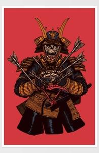 Dead Samurai Hero Shot