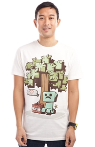 Love Bomb, Minecraft Tees + Threadless Collection