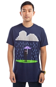 Bad Weather, Minecraft Tees + Threadless Collection