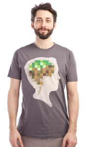 Mine Crafted, Minecraft Tees + Threadless Collection