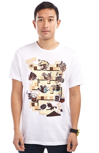 Minecraft Board Game, Minecraft Tees + Threadless Collection