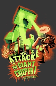 Attack of the Giant Creeper! Hero Shot