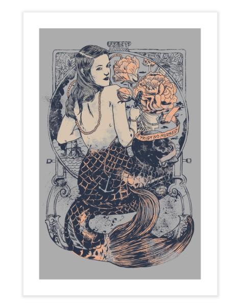 Trust No Mermaid Hero Shot