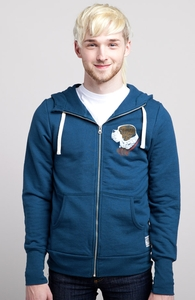 Companion: Threadless French Terry Hoody, Guys Select - 40% Off Winter Collection + Threadless Collection