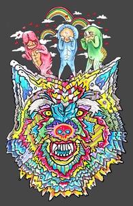 Wolves Eat the Moonlight Hero Shot