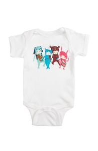 The Musicians, New and Top Selling Baby and Toddler + Threadless Collection