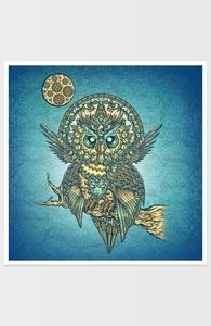 God Owl of Dreams Hero Shot