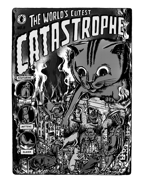 Catastrophe Hero Shot