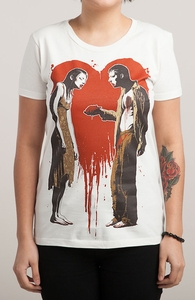 Zombie Romance, $14.99 Tees! + Threadless Collection
