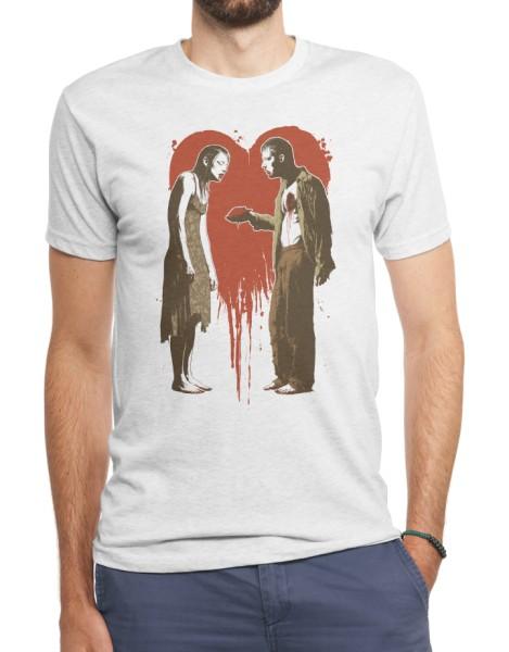 Zombie Romance Hero Shot