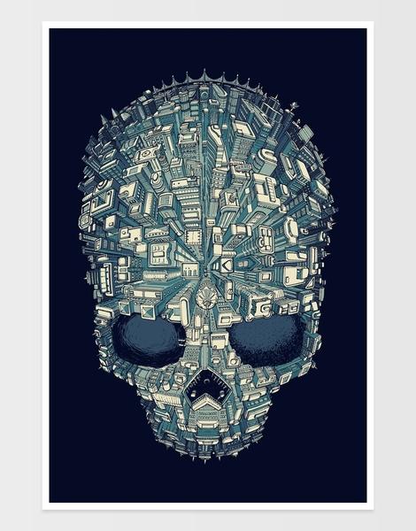 Welcome to Skull City! Hero Shot