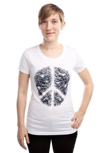 Peace Naturalis, New Designs and Recent Reprints + Threadless Collection