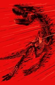 Extinction of a T-Rex Hero Shot