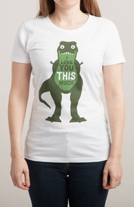 Amourosaurus, $14.99 Tees! + Threadless Collection
