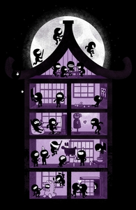 A House Full of Ninjas Hero Shot