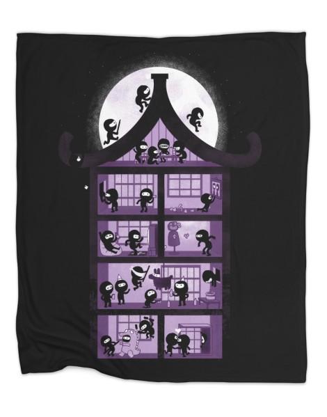 A House Full of Ninjas Hero Shot
