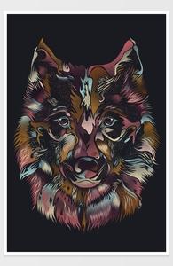Wild Wolf Hero Shot