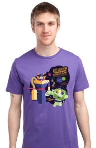 Buzz Lightyear from the Intergalactic Alliance Hero Shot