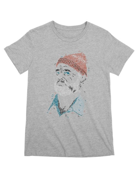 Zissou of Fish Hero Shot