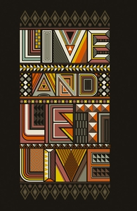 Live and Let Live Hero Shot