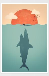 Shark Attack Hero Shot