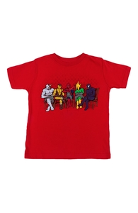 Sewing Lessons, Spider-Man Babies and Toddler Boys + Threadless Collection