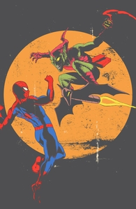 Spider-Man vs. Green Goblin Hero Shot