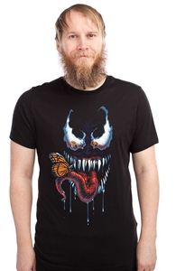 Changes, Spider-Man Tees + Threadless Collection