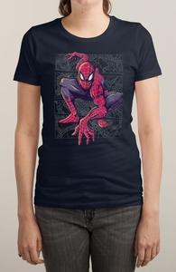 Spider Web Hero Shot